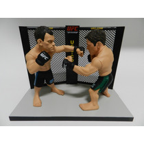 Boneco Ufc Round 5 Vs Series Stephen Bonnar Vs Forrest Tuf