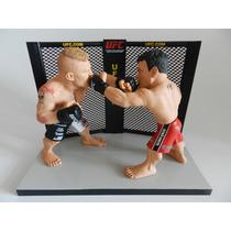 Boneco Ufc Round 5 Vs Series - Brock Lesnar Vs Frank Mir Le