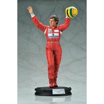 Ayrton Senna - Estátua - Escala 1/6 - Rara!