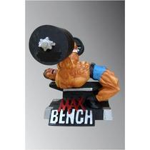 Max Bench- Supino- Halterofilismo- Peso- Barra- Musculação