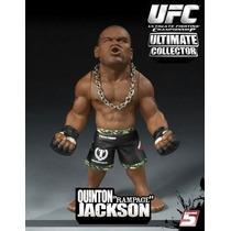 Round 5 Ufc Boneco Quinton Rampage Jackson Com Corrente. Tuf