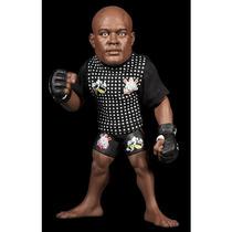 Boneco Ufc Anderson Silva Ultimate Collector Serie A