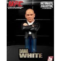 Dana White - Ufc - Boneco Round 5 - Novo