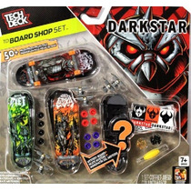 Tech Deck Set De 4 Skate De Dedo Darkstar Lacrado!