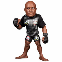 Anderson Silva Boneco Ufc Ultimate Collector Action Figure