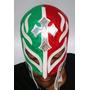 Máscara Luta Livre Mexicana - Rey Misterio Jr - Wwe Fantasia