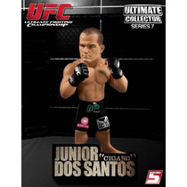 Junior Dos Santos Cigano Boneco Round 5 Ufc Tuf Mma Bjj