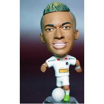 Boneco Neymar Jr. - Santos - Vejam A Foto !!!
