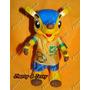 Mascote Da Copa Fuleco - 30 Cm Pronta Entrega