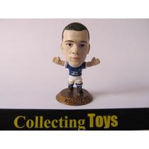Mini Craque - Rooney-futebol Inglês - Microstars (u 166)