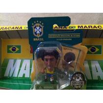 +m+ Minicraque Dante Brasil Copa Do Mundo 2014 - Soccerstarz