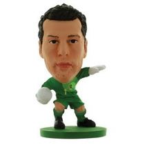 Mini Craque Julio Cesar - Copa 2014 Seleção Brasileira