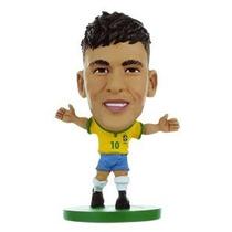 Mini Craque Neymar Copa 2014 Seleção Brasileira