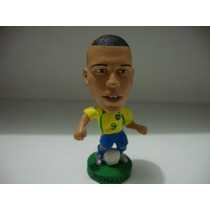 Mini Craque Ronaldo Cascão Copa 2002