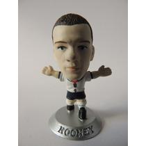 Mini Craque (lu 56) Rooney - Inglaterra - Microstars