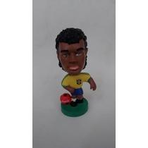 Boneco Mini Craque Coca Cola 1998 Soccerstars Gonçalvez