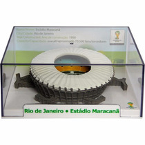 Miniatura Estádio Copa 2014 Maracanã + Frete Grátis