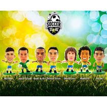 Minicraques Do Brasil - Soccerstarz - Seleção - Neymar