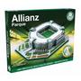 Maquete Estádio Allianz Parque Miniatura Para Montar Verdão