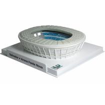 Mini Estádio Maquete Arena Fonte Nova Oficial Fifa