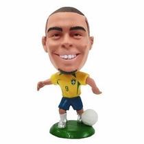 Mini Craque Ronaldo Fenômeno Seleção Brasileira