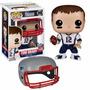 Boneco Funko Pop Nfl Tom Brady New England Patriots