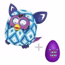 Furby Boom Original Hasbro Em Português + Ovo Grátis!