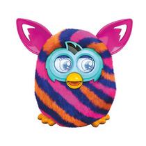 Furby Boom Listras Diagonais Original Importado U.s.a
