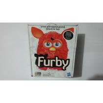 Furby Pelúcia - Brinquedo Interativo - Vermelho (francês)