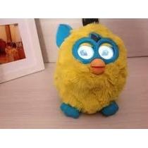 Furby Amarelo Com Azul