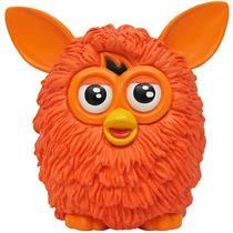 Miniatura Furby Boom Laranja Hot Phoenix Hasbro Boneco