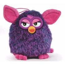 Pelúcia Furby Roxa - Famosa - Novo Colecionável