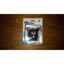 Miniatura Furby Boom Preto Cool Black Magic Hasbro Boneco