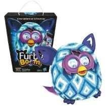 Furby Boom Boneco De Pelucia Original Azul+cele+br