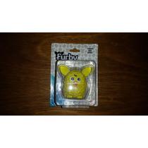 Miniatura Furby Boom Amarelo Hot Sprite Hasbro Boneco