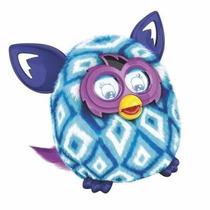 Furby Boom Sunny Hasbro Azul - Pelúcia Em Português Promoção