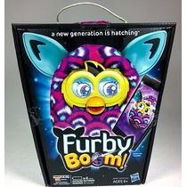 Furby Boom Sunny Purple Waves