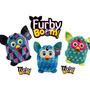 Pelúcia Furby Boom Não Interativo+ Chaveiro Falante Original