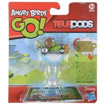 Angry Birds Go Pig Telepods + Modelos Frete Baixo