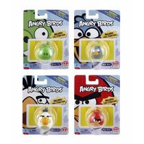 Lote Angry Birds - Cartas E Boneco Complementar