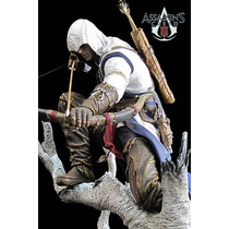 Estátua Assassins Creed 3 Connor Pvc