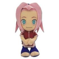 Boneco Naruto / Sakura Em Pelúcia