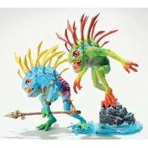World Of Warcraft Serie 4 - Fish Eye & Gibbergill - Novo