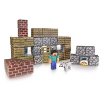 Minecraft Papercaft - Shelter Set - Br148