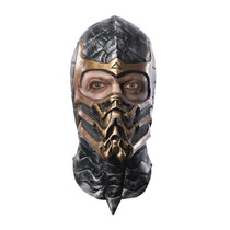Mascara Latex Scorpion Mortal Kombat Licenciada