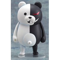 Boneco Monokuma Nendoroid Articulado Original Good Smile