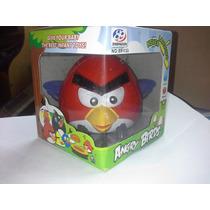 Brinquedo Bonec Móvel Angry Birds Musical Iluminado Criança