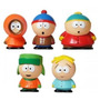 Box Mini Figures South Park Com 5 Personagens Comedy Central