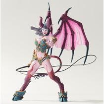 Succubus Demon Amberlash - World Of Warcraft - Wow