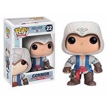 Boneco Connor Assassins Creed Iii Pop! Games 22 Funko